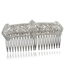 Palace Hairpins Comb for Women Free Shipping Rhinestone Crystals Wedding Hair Accessories Party Wedding Bridal Jewelry