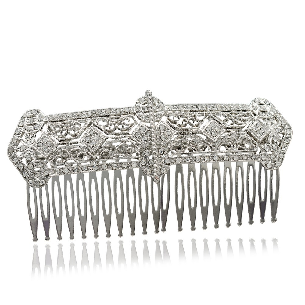 Palace Hairpins Comb for Women Free Shipping Rhinestone Crystals Wedding Hair Accessories Party Wedding Bridal font