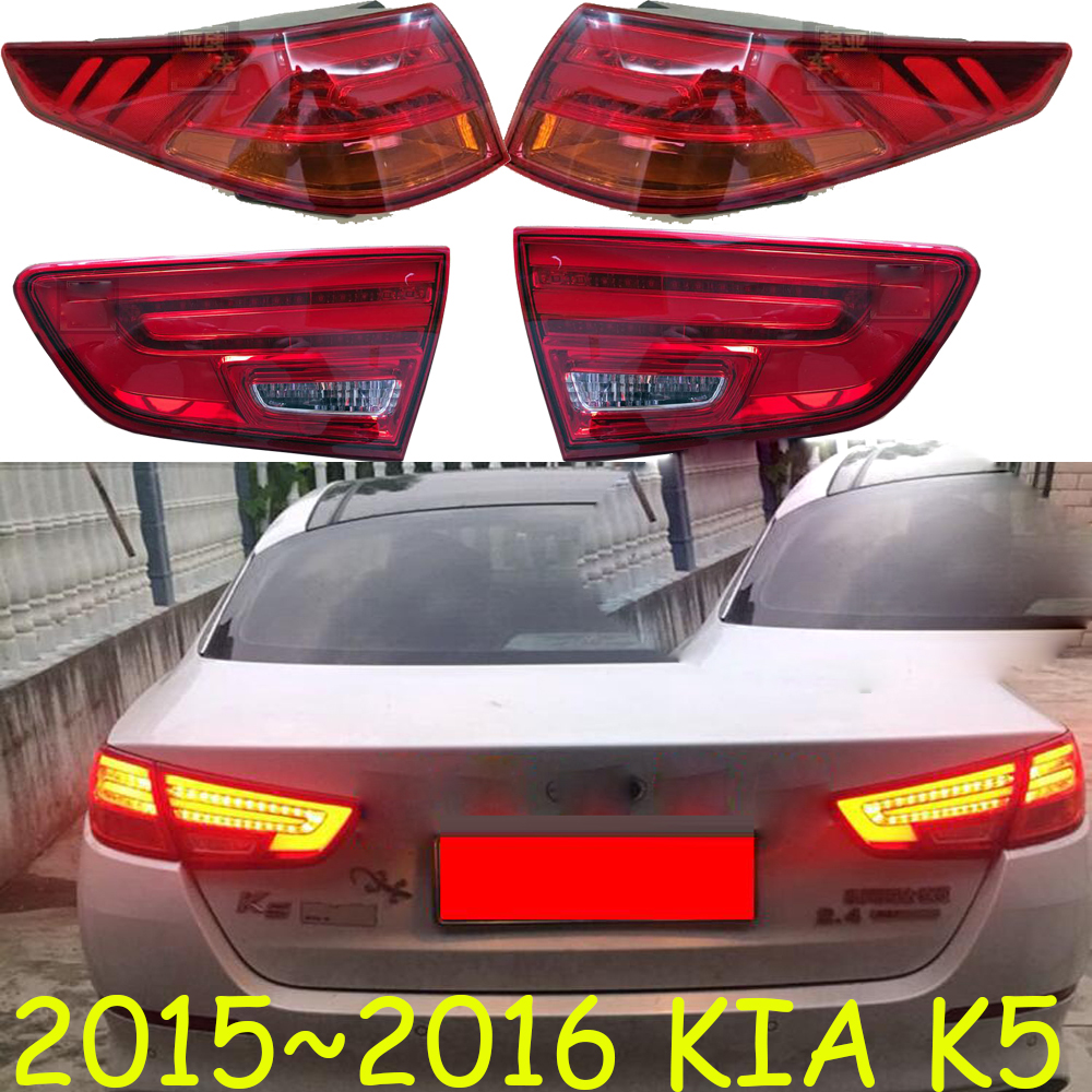 KlA K5 taillight,LED,2015~2016year,Free ship!SportageR,soul,spectora,k 5,sorento,kx5,ceed,K5 rear lamp hid 2011 2014 car styling kla k5 headlight sportage soul spectora k5 sorento kx5 ceed k5 head lamp cerato k5 head light