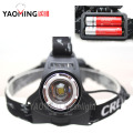 LED Lamp Cree T6 Headlamp Strong Light 2000 lumen Waterproof Flashlight LED Strip Waterproof Recarregavel