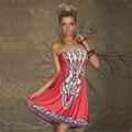 Verão mulheres dress vestidos sensuais off ombro étnico africano floral impressão túnica vestidos de praia tamanho grande sun dress