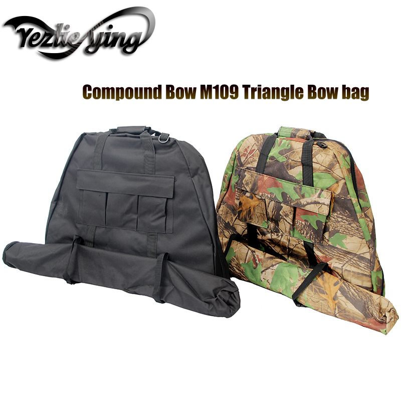 Bow and Arrow Triangle bag Archery Hunting Accessories Compound M109  And Special Package