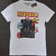 72b39327 PACMAN Primark MENS T SHIRT Retro NEW UK Sizes S - XXL summer t shirt free