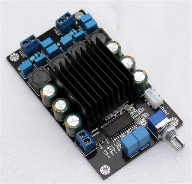 STA508 TC2000 tablero del amplificador de 2.0 canales clase D 80 W + 80 W para el coche con amplificador Potenciómetro mejor TA2024 TA2020