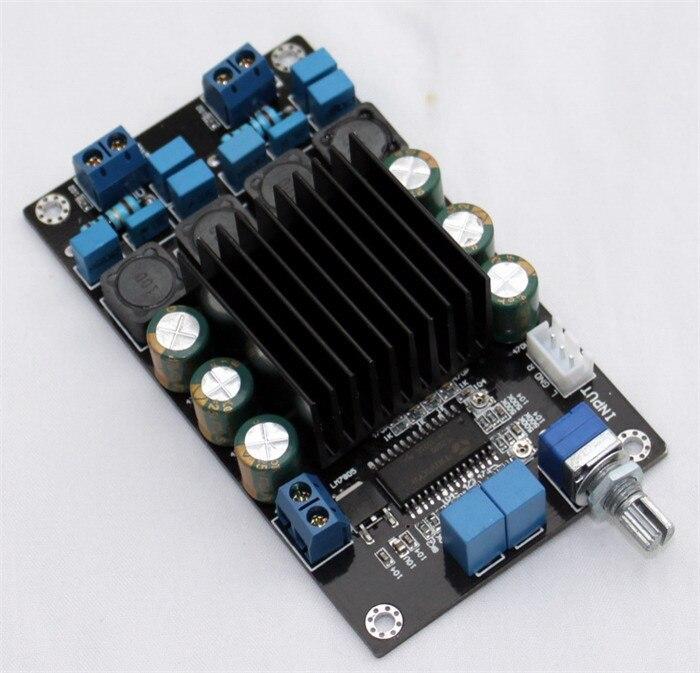 STA508 amplifier board 2 0 channel class D TC2000 80W + 80W