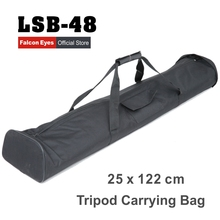 Falcon Eyes LSB-48 122cm Padded Strap Camera Tripod  Bag Equipment Bag for Light Stand Tripod Umbrella Photographic Accessories