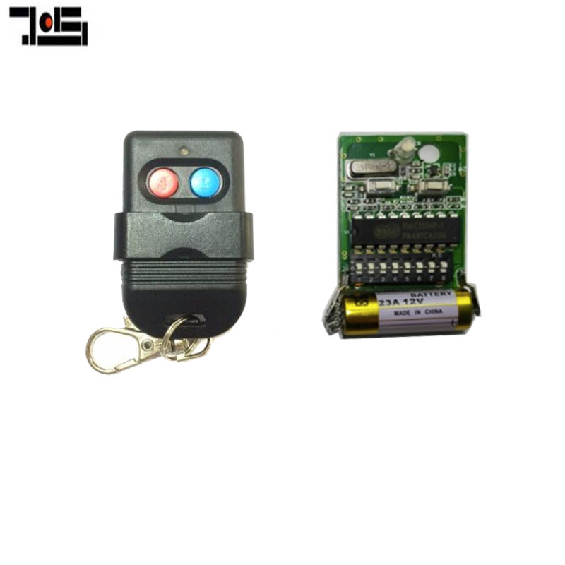 For Malaysia 5326 330mhz 8 Dip Switch Auto Garage Door  Duplicate Remote Control