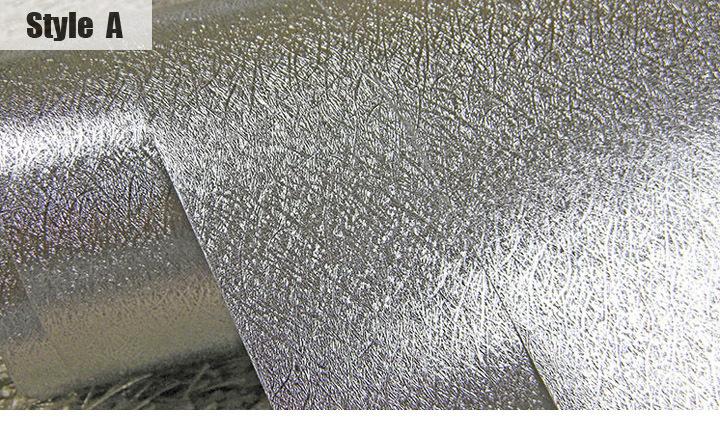 Gold Silver Foil Wallpaper Golden KTV Drawing Engineering Background Wall Reflective Mosaic Bedroom Living Room In Wallpapers From Home