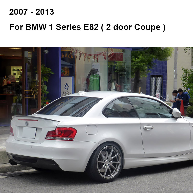 REFRESH Щетки стеклоочистителя для BMW 1 серии E81 E82 E87 E88 F20 F21 116i 118i 120i 125i 128i 130i 135i 135is* 116d 118d 120d 123d - Цвет: 2007 - 2013 ( E82 )