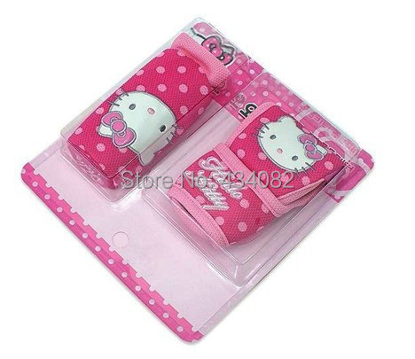 Discount car styling parking covers hello kitty - Hello kitty car interior accessories ...
