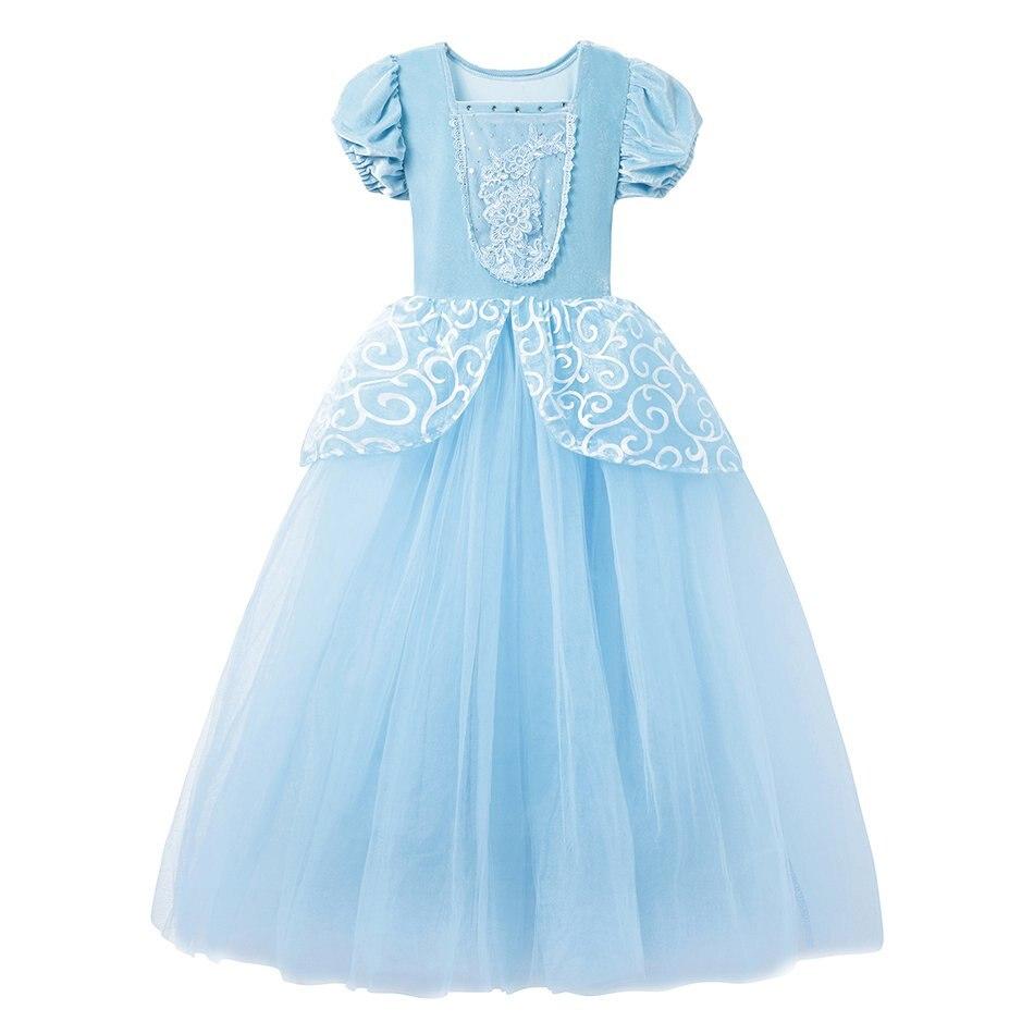 Cinderella Cosplay Costume (1)
