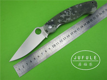 YIDU military C36 camouflag  Folding Knife G10 Handle S30V steel Camping Hunting MULTI Survival Knives Pocket Outdoor EDC Tool