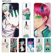 BINFUL Fashion Transparent hard phone case cover for Huawei Mate 7 8 9 S 10 20 Pro Lite X Saiki Kusuo no Psi Nan(China)