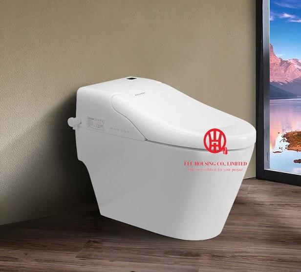 Europäische Smart Beheizte Wc-sitz Bidet Wc Sitze Intelligente Toilette Schüssel Deckel Öffnen Abdeckung Automatisch, Wenn Schließen