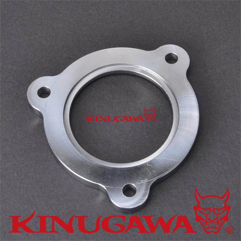 Kinugawa Turbo Turbine Outlet Flange Angle Type 7cm for VOLVO 850 S70 TD04HL to Connect 3 Pipe golf 3 td 2011