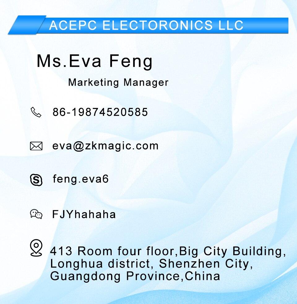 contact EVA