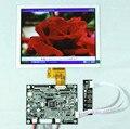VGA 2AV LCD controller board kit KYV-N2 V1 + 8inch EJ080NA-04C 1024x768 LCD display