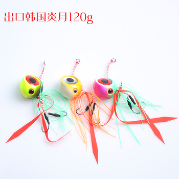 MADMOUSE New 120g Tai Kabura Slider Jig Sinker Lead Jigging Lures Tai Rubbers Red Snapper sea Fishing Baits Boat Angling Yamaha XSR900
