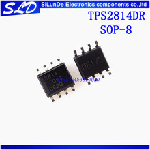 شحن مجاني 50 قطعة/الوحدة TPS2814DR TPS2814D TPS2814 2814 SOP 8 جديدة ومبتكرة في المخزون