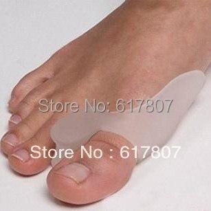 5 paireslot livraison gratuite gel oignon big toe spreader facilite foot pied hallux valgus guard cushion - Seche Serviette Largeur 40 Cm1942