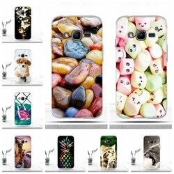 Caso de telefone para samsung galaxy j1 mini prime j106f v2 capa macia tpu silicone volta capa para samsung j1 mini prime caso capas