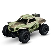 Haoyuan Athlon 3318 remote controlled cross country mountain bike high speed mountain off road vehicle crawler type 4 rc car
