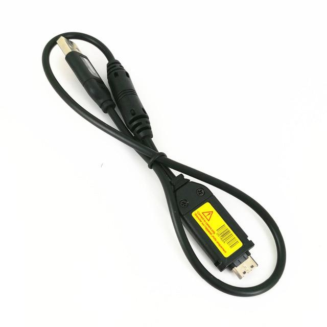 2in1 C7 SUC C7 USB Cord Cabo de Dados para Samsung WB500 WB550 WB5000 ST50 PL60 PL65 L200 PL80 ES65 ES74 ST61 ST65 ST70 PL120 Câmera