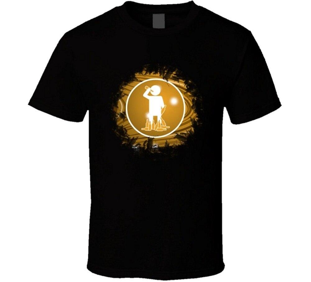 Harajuku New Perk Zombies Video Game T Shirt Funny Printing T Shirts Men Short Sleeve T-shirts