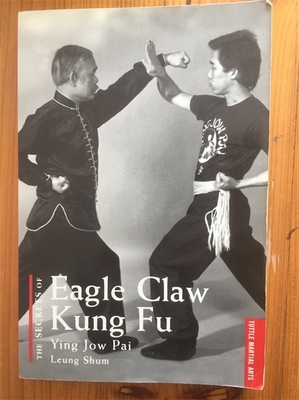 Eagle Claw Kung Fu Ying Jow Pai Leung Shum Language English Learn As Long As You Live Knowledge Is Priceless And No Border-211
