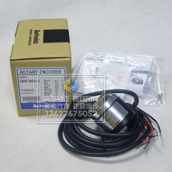 [Original authentic] Autonics encoder E40H8-1000-6-L-5 hollow shaft type