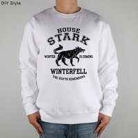 JY HOUSE STARK GAME OF THRONES 4545 Sweatshirts Thick Combed Cotton