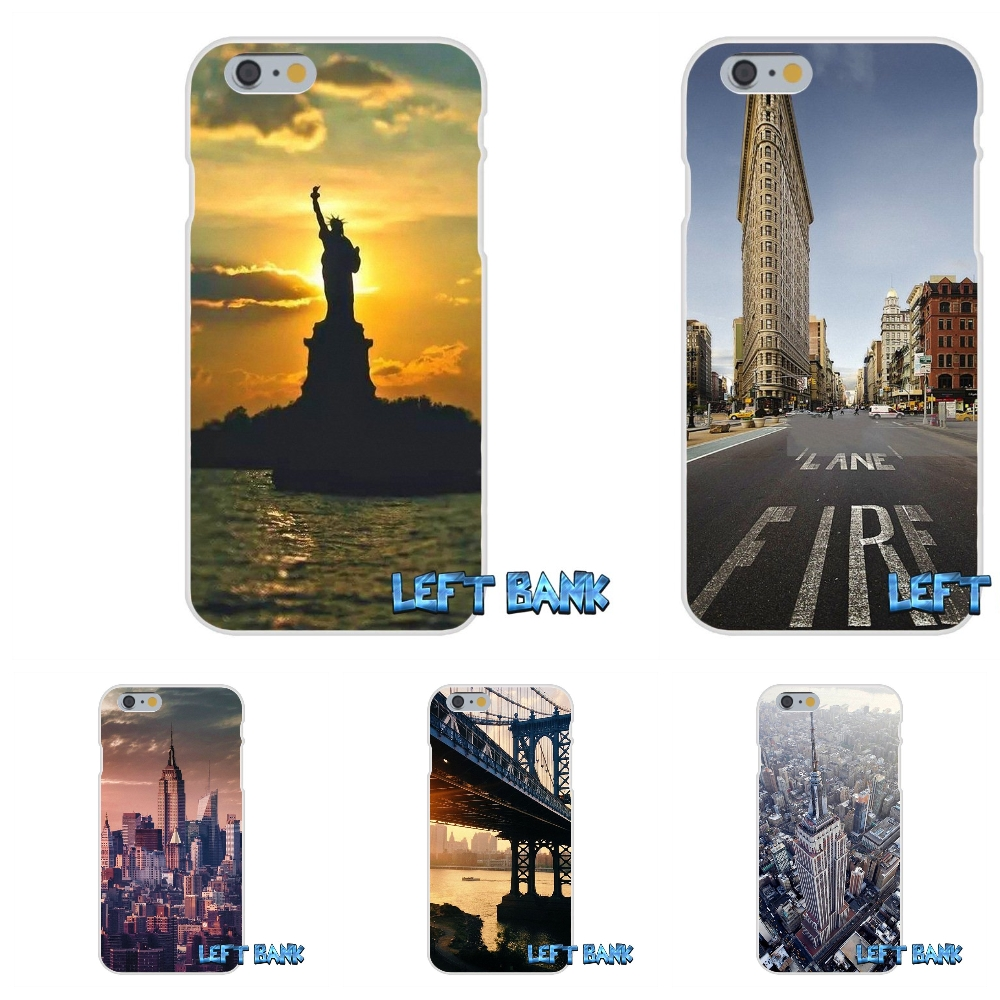 For Xiaomi Redmi 3 3S Pro Mi3 Mi4 Mi4C Mi5S Note 2 4 I Love New York City NY Greatest Soft Silicone TPU Transparent Cover Case