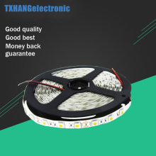 5M 300 Warm White LED 5050 SMD Flexible Light Lamp Strip 12V DC Home Club
