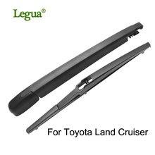 Legua Car Windscreen Wiper Blade Rear wiper and Arm for Toyota Land Cruiser J100 J200