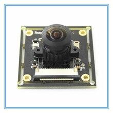Raspberry Pi 3 B+ Camera Module OV5647 Fish Eyes Wide Angle Camera Focal Adjustable for Doorbell Monitoring Camera Module цены онлайн