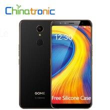 Original Gome U7 4GB RAM 64GB ROM 4G FDD LTE Mobile Phone Helio P25 Octa core Dual SIM 5.99inch FHD Iris Recognition 13+13MP NFC