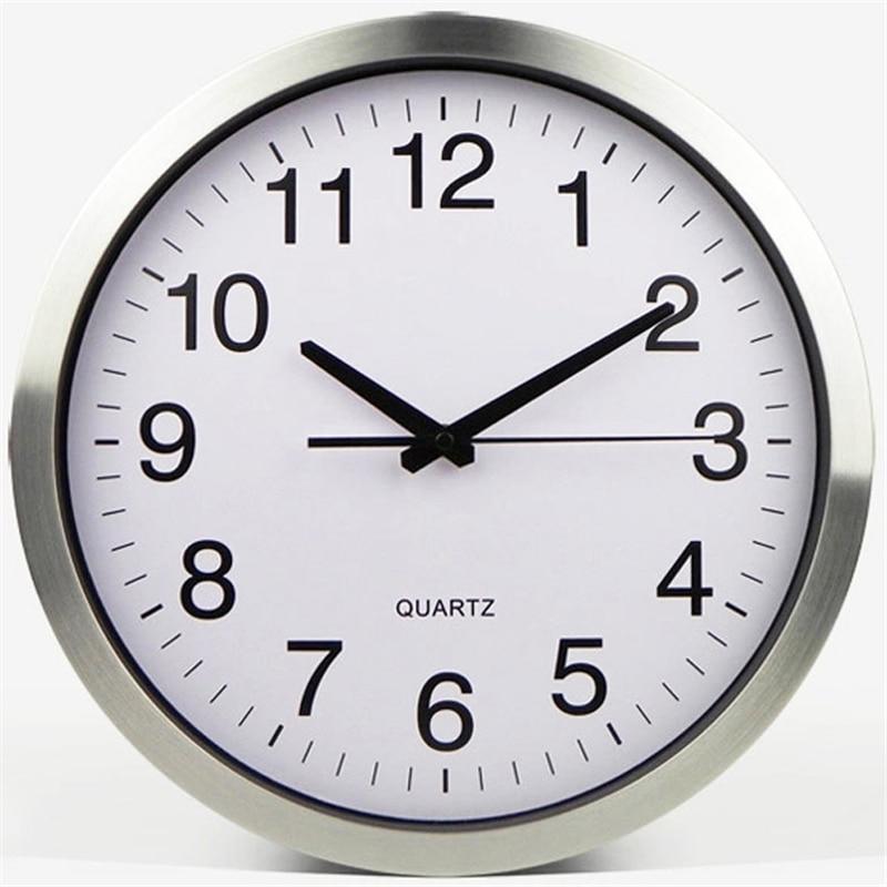 acrilico grande orologio da parete calendario decorativo per soggiorno cucina horloge maison orologi da parete camera