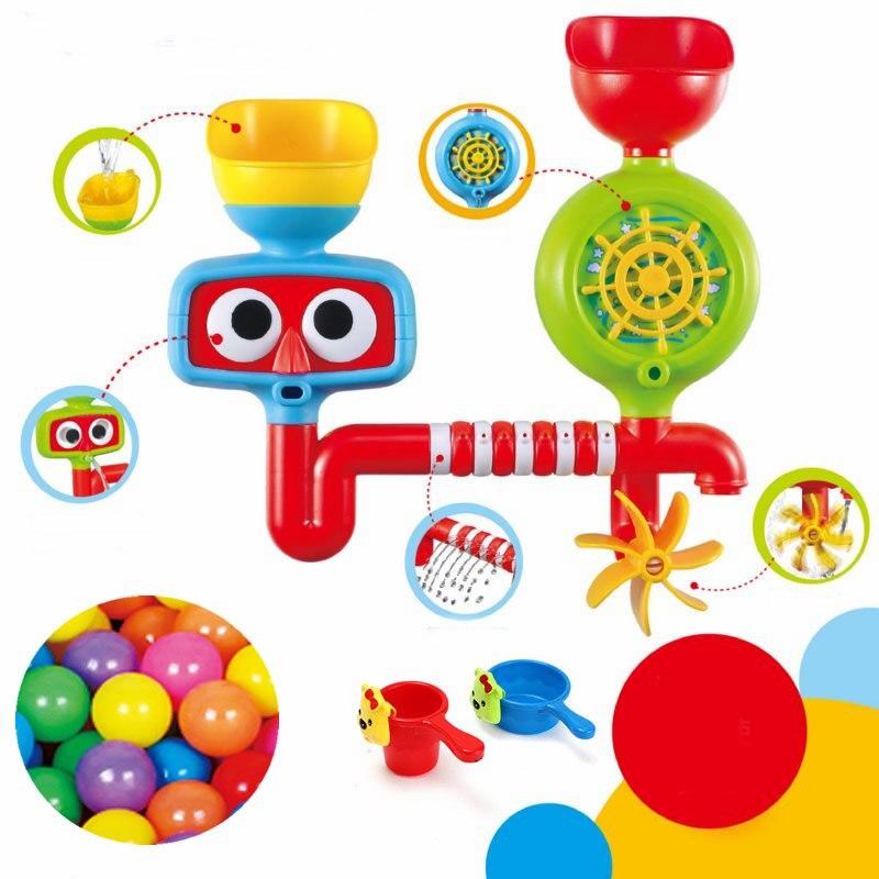 детские игрушки для ванной