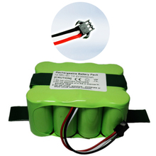 New Type 14.4V SC 3500mAh Ni-MH Vacuum Cleaner battery for KV8 Cleanna XR210 XR510 series,Zebot Z520,Fmart R770,S350