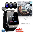 New Fashion Smart Watch DZ09 With Camera Bluetooth Wristatch Support Multi Languages Wearable Devices For IOS Android Phones