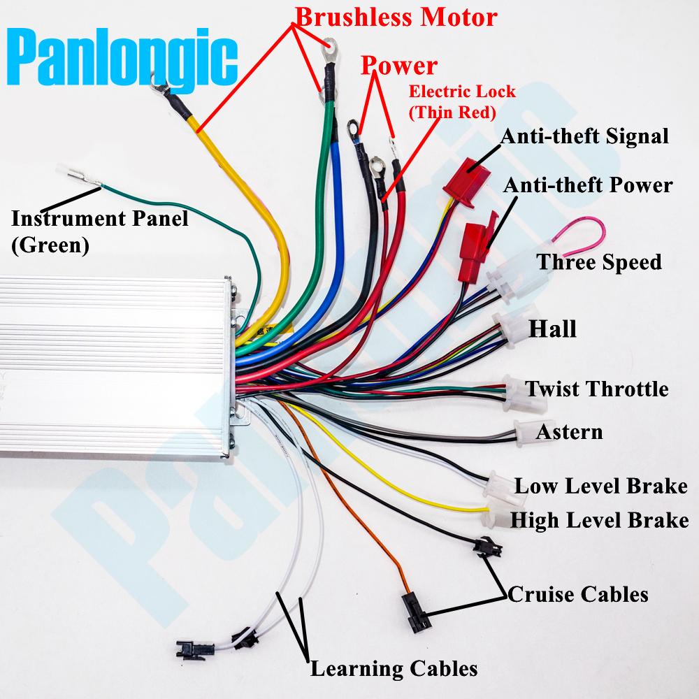 hight resolution of brushles electric motor wiring diagram