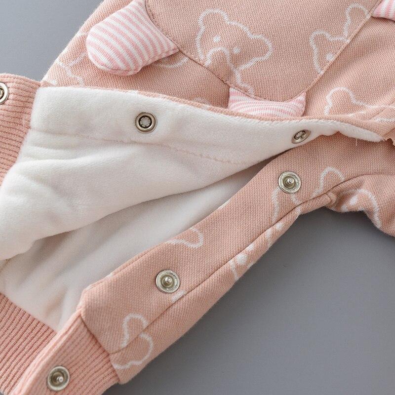 engrossar recém-nascidos meninos meninas roupas unissex criança