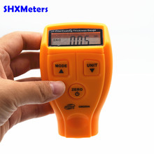 Original New Version GM200A Car painting thickness gauge paint coating thickness gauge Digital Automotive Coating Paint Meter