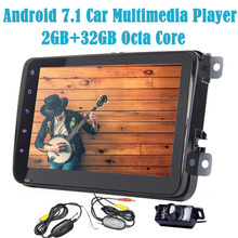 EinCar Android 7 1 Octa Core 8 Car Stereo Radio GPS CANBUS Screen Mirroring Function OBD2