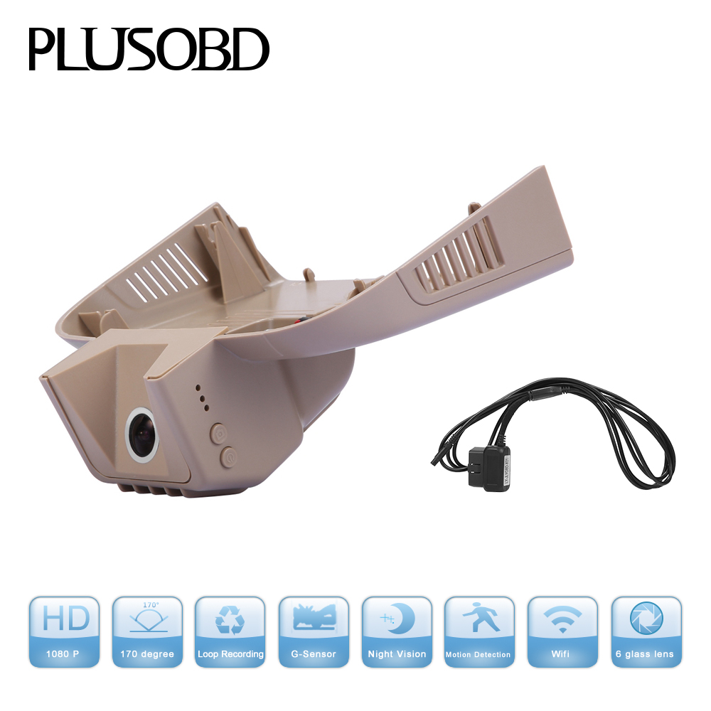 Special Car Dvr Vehicle Traveling Data Recorder Rearview Mirror HD 1080P 30FPS Car DVR Dash with Video Recording for Benz