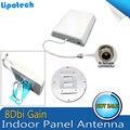 Антенна Крытый Панели Использовать 800 ~ 2500 МГц CDMA/GSM/DCS/AWS/WCDMA 8dBi N Типа Антенны Усилитель Сигнала Усилитель С 0.3 м кабеля