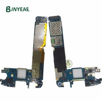 BINYEAE Unlocked Main Motherboard Replacement For Samsung G920T Galaxy S6 Clean Imei 32GB With Full Chips