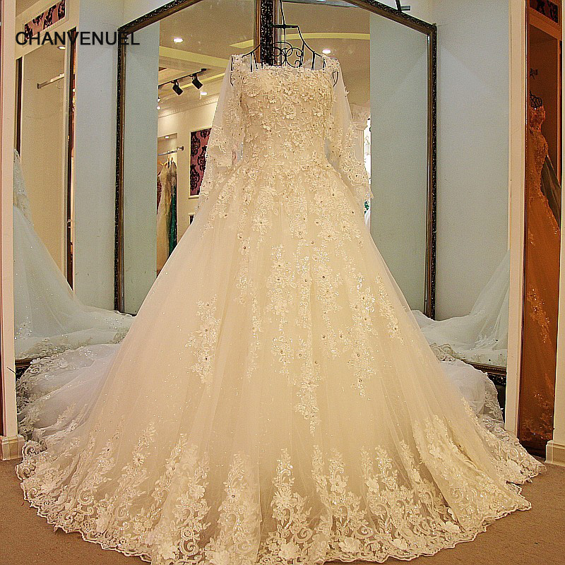 ls47706 bling wedding dresses lace strapless with jacket