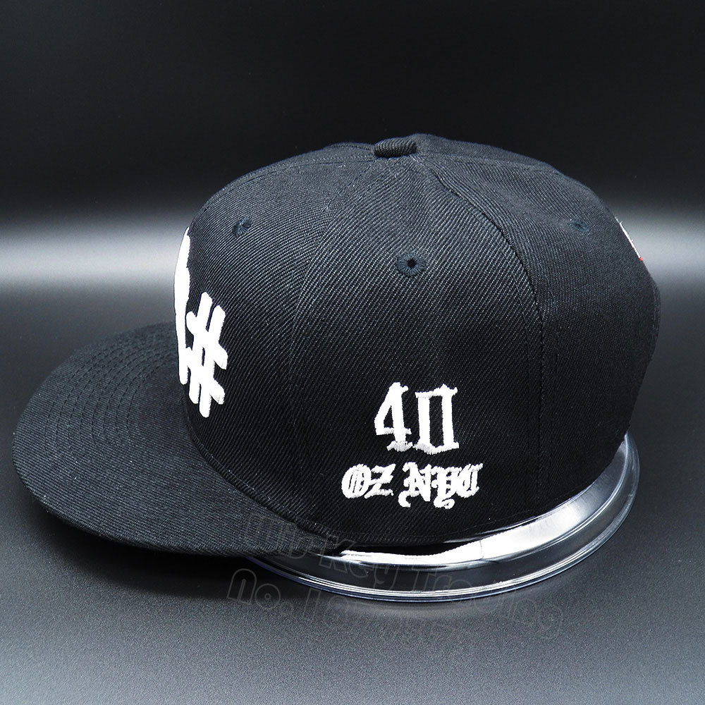 d1096ba3d7d ... 2015 New york bones snapback hats balck 1986 been trill 40 oz nyc  cotton hats for  40 oz NY x Rhude ...