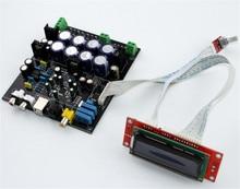 AK4490 décodeur conseil AD827 LT1963EQ-3.3 AK4118 doux contrôle bord DAC décodeur conseil support USB Fiber Coaxial